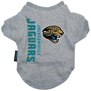 Jacksonville Jaguars Dog Tee Shirt