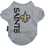New Orleans Saints Dog Tee Shirt
