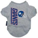 New York Giants Dog Tee Shirt