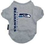 Seattle Seahawks Dog Tee Shirt