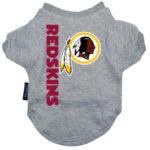 Washington Redskins Dog Tee Shirt