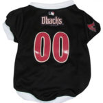 Arizona Diamondbacks Dog Jersey