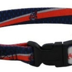 Cleveland Indians Dog Collar