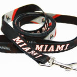 Miami Marlins Dog Leash