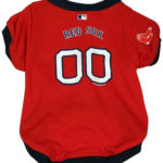 Boston Red Sox Dog Jersey