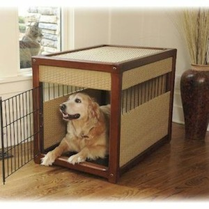 Deluxe Dog Crate