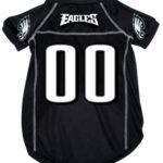 Philadelphia Eagles Deluxe Dog Jersey