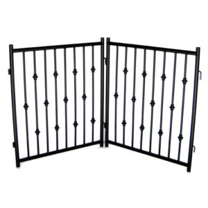 Emperor Rings 2 PC Freestanding Pet Gate