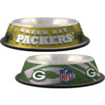 Green Bay Packers Dog Bowl