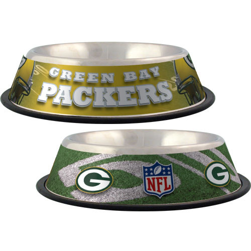 Green Bay Packers Dog Bowl Houndabout