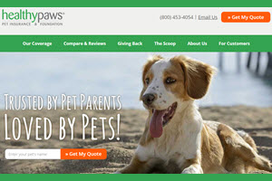 Pet Insurance Free Quote