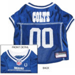 Indianapolis Colts NFL Dog Jersey