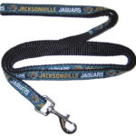 Jacksonville Jaguars NFL Dog Leash