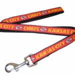 Kansas City Chiefs NFL Dog Leash
