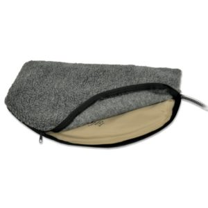 Deluxe Igloo Heated Pad Cover