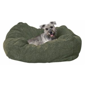 Cuddle Cube Dog Bed - Green