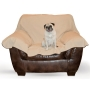 Leather Lovers Chair Cover