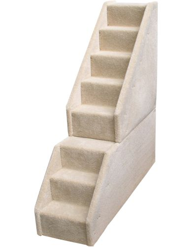 Bear Stairs Mini 8 Step Dog Steps Houndabout