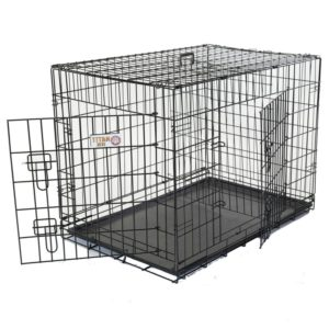 Titan Giant Two Door Dog Crate
