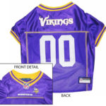 Minnesota Vikings NFL Dog Jersey
