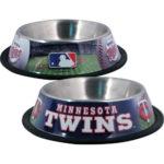 Minnesota Twins Dog Bowl