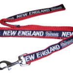 New England Patriots NFL Dog Leash