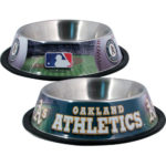 Oakland Athletics Dog Bowl