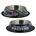Oakland Raiders Dog Bowl