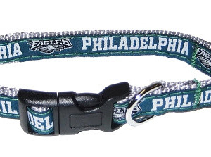 Philadelphia Eagles NFL Dog Collar
