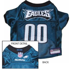 Philadelphia Eagles NFL Dog Jersey