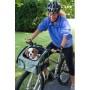 Pet Bike Basket 3-in-1 (Sage)