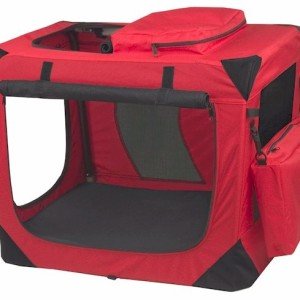 Generation II Deluxe Portable Soft Crate - Small