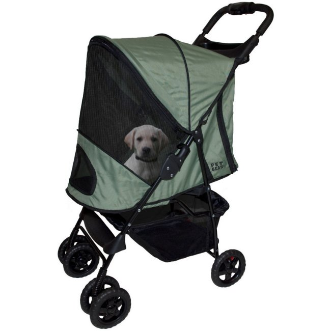 Happy Trails Stroller - Sage