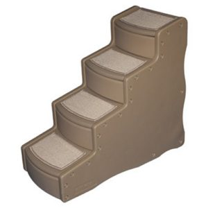 Easy Step IV Pet Stairs (Tan)