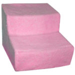 Soft Step II Pet Stairs (Pink)