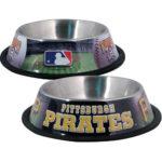 Pittsburgh Pirates Dog Bowl
