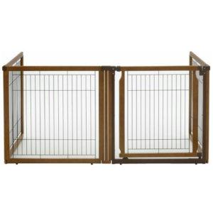 Richell 4 Panel Convertible Elite Pet Gate