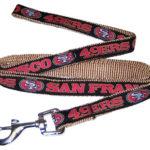 San Francisco 49ers NFL Dog Leash