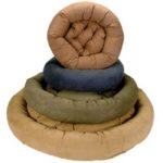 Round Bolster Bed by Snoozer