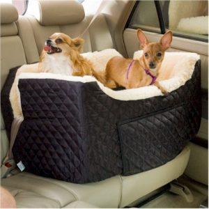 Large Lookout Dog Car Seat