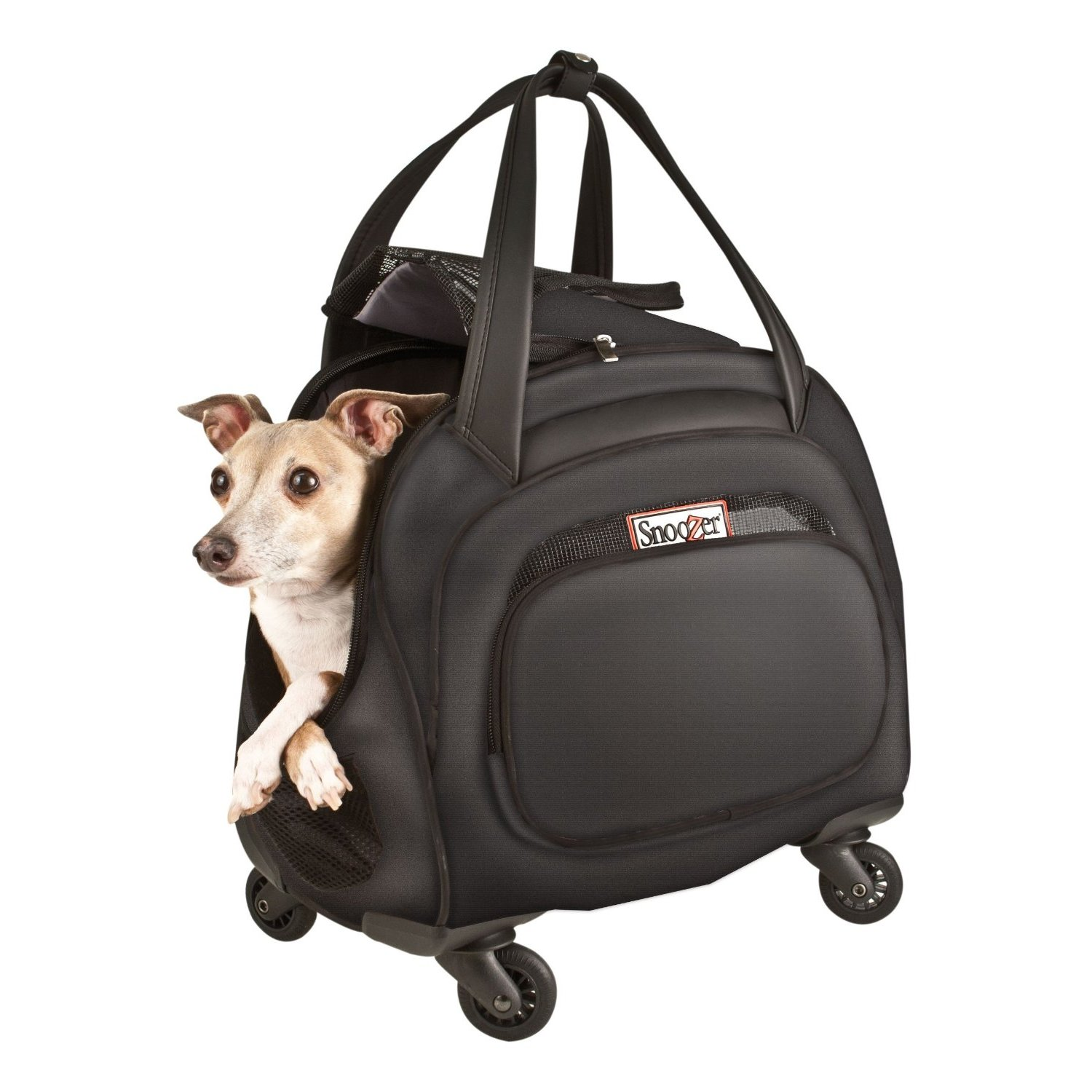 Cooper 4 Wheeled Pet Bag Houndabout