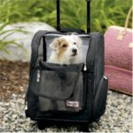 Around Pet Carrier (Black)