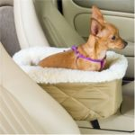 Console Lookout Dog Car Seat - Khaki