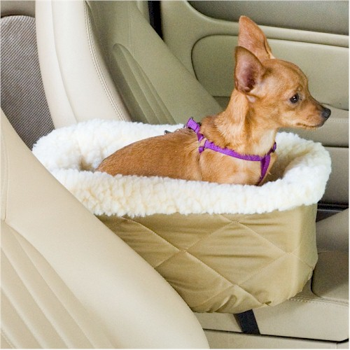 Console Lookout Dog Car Seat Houndabout
