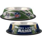 St. Louis Rams Dog Bowl