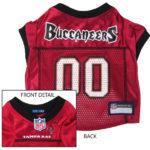 Tampa Bay Buccaneers NFL Dog Jersey