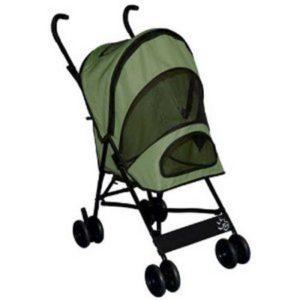 Travel Lite Pet Stroller - Sage
