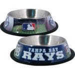 Tampa Bay Rays Dog Bowl
