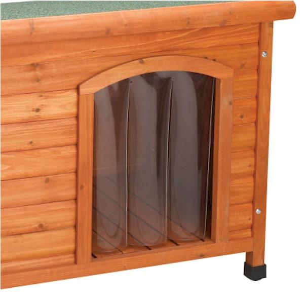 Premium Plus Dog House Door Flap  sc 1 st  HoundAbout & Premium Plus Dog House Door Flaps   HoundAbout