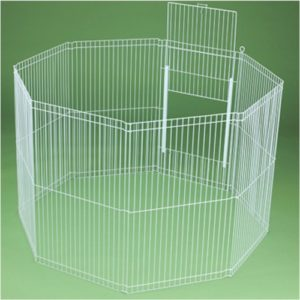 Clean Living Small Animal Playpen W-02072